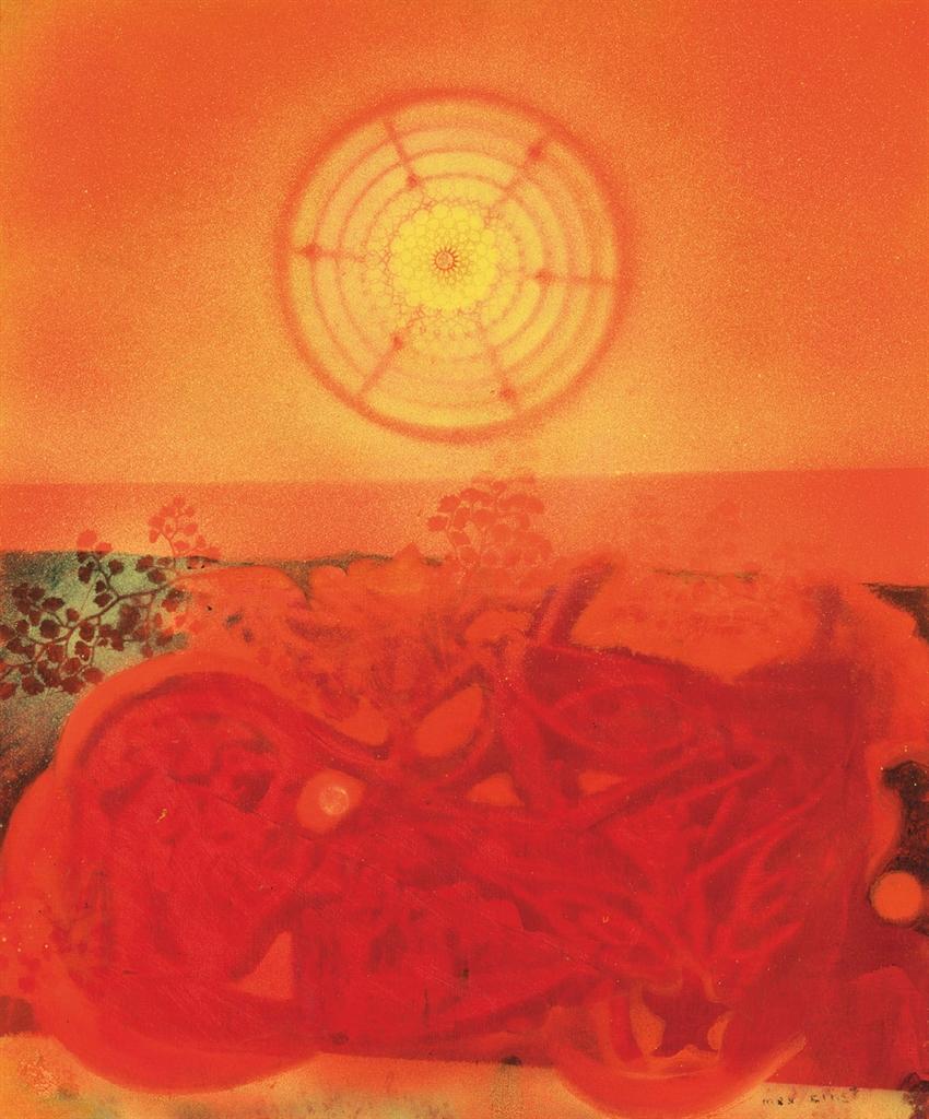 Max Ernst-Ohne titel-1960