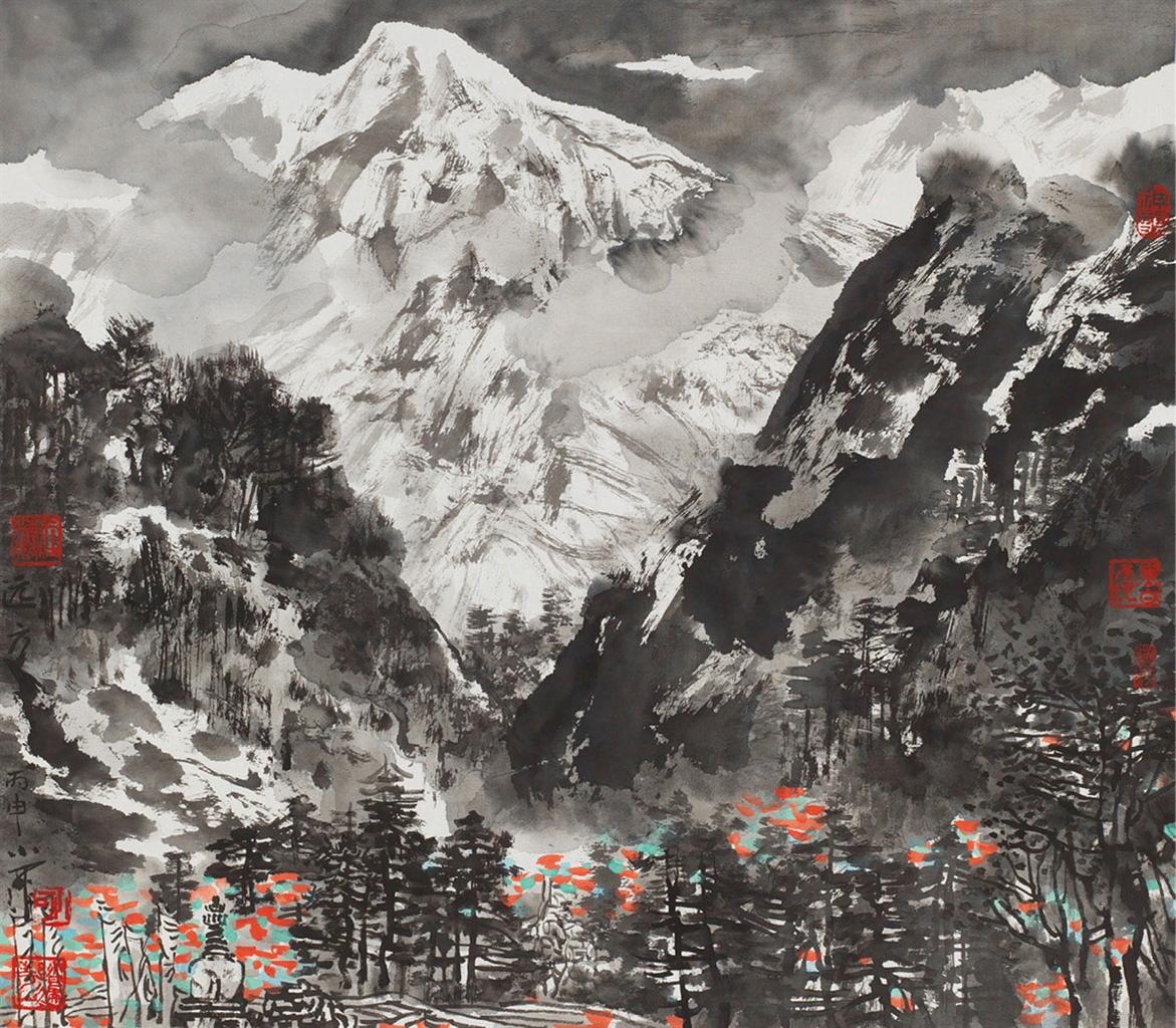 Li Xiaoke-Faraway Land-2008