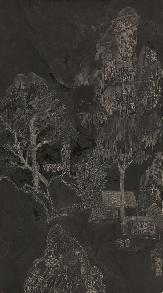 Liu Wei (1965)-Landscape-2016