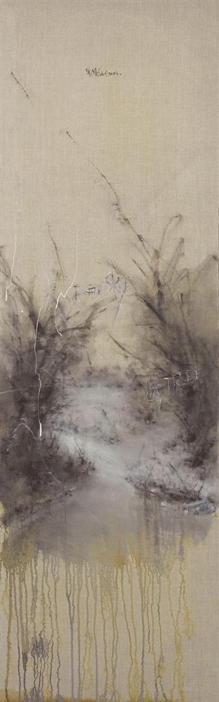 Liu Wei (1965)-Landscape-2008