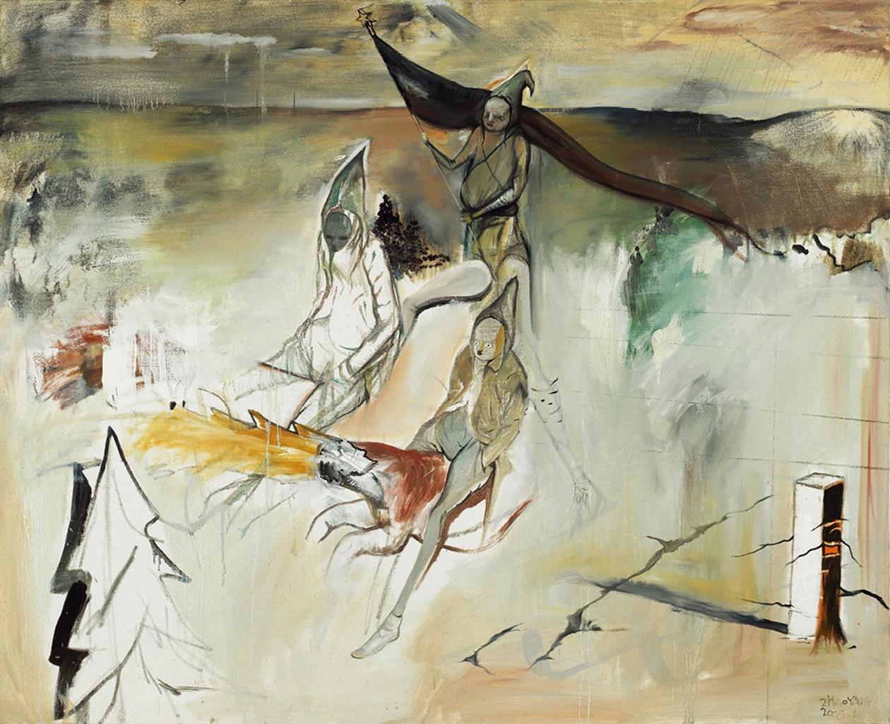 Zhao Yang-Darkness-2009