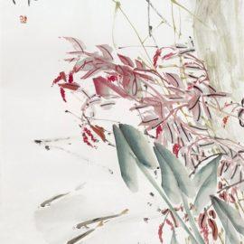 Chen Wen Hsi-Fishes-1965