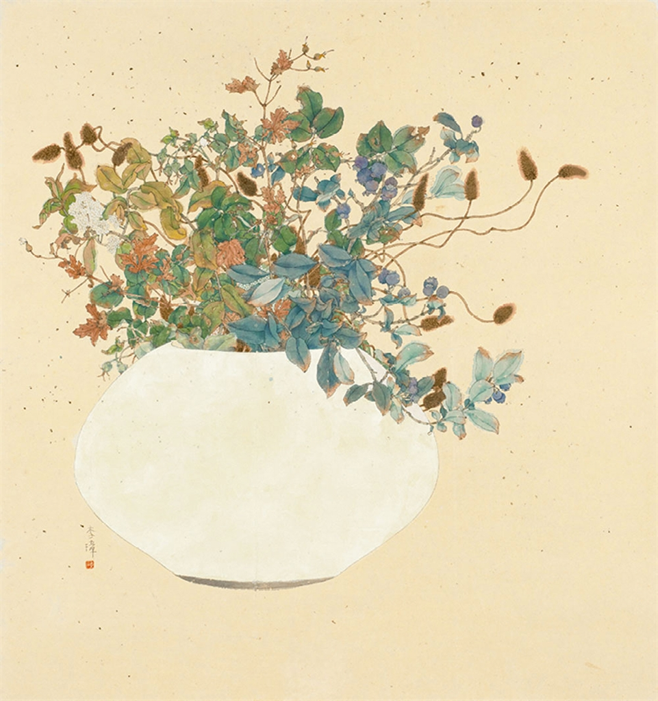 Li Zhang-Poetry of the Branches-2014