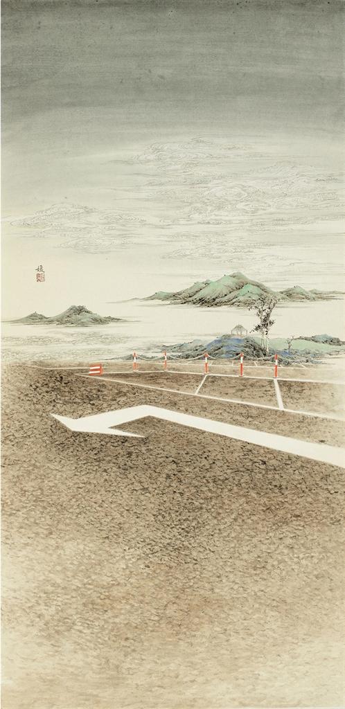 Yao Yuan-Scenery on the Road-2014