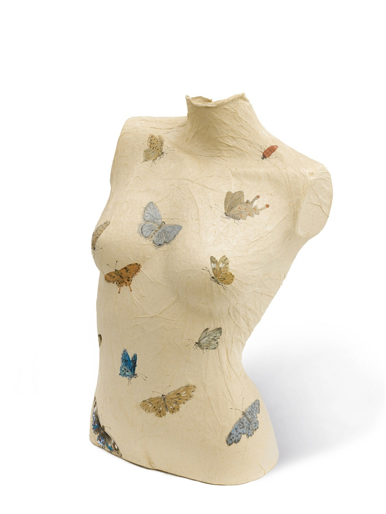 Peng Wei-Butterflies-2007