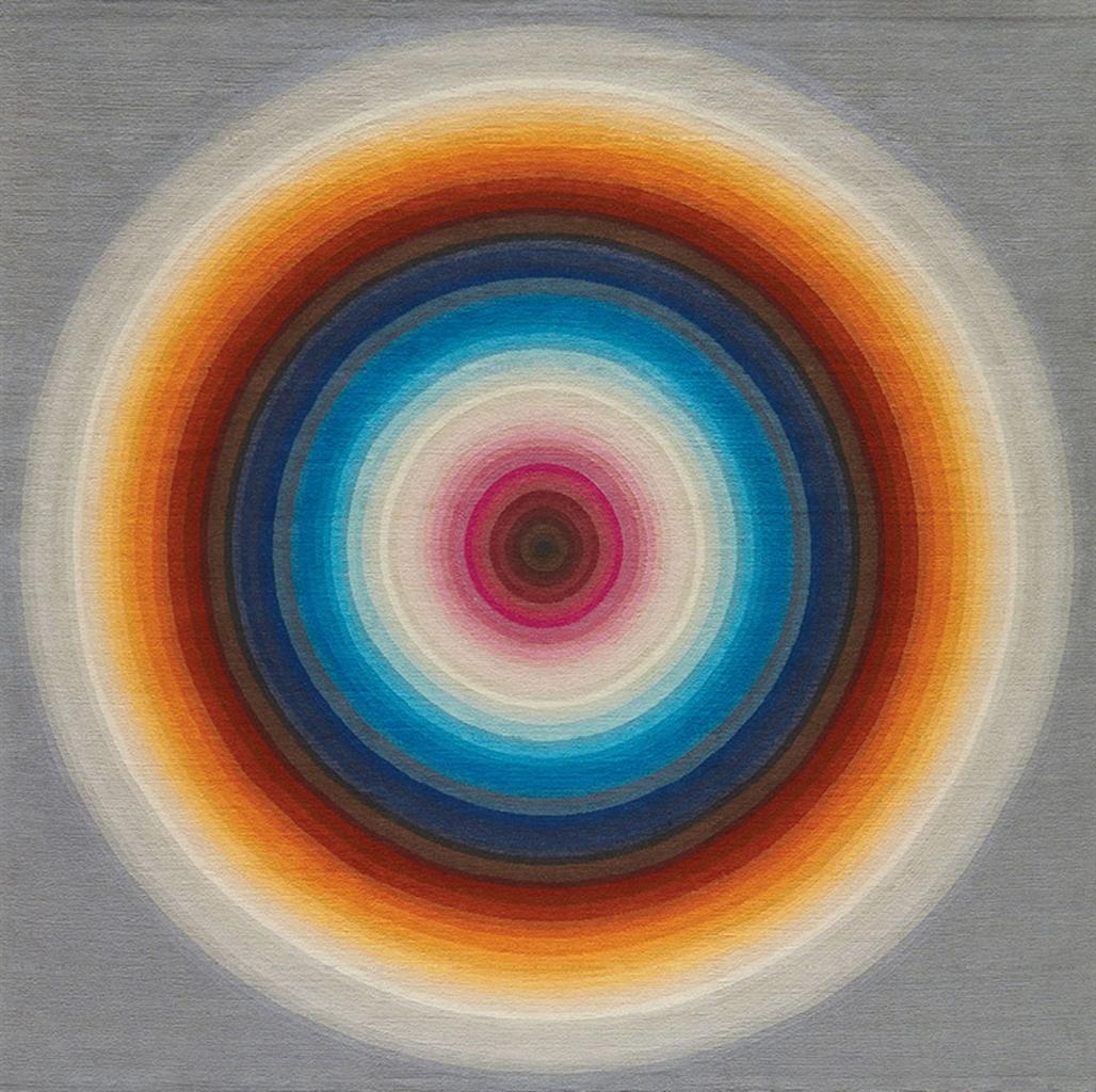 Yan Lei-Soft Colorful Wheel-2016