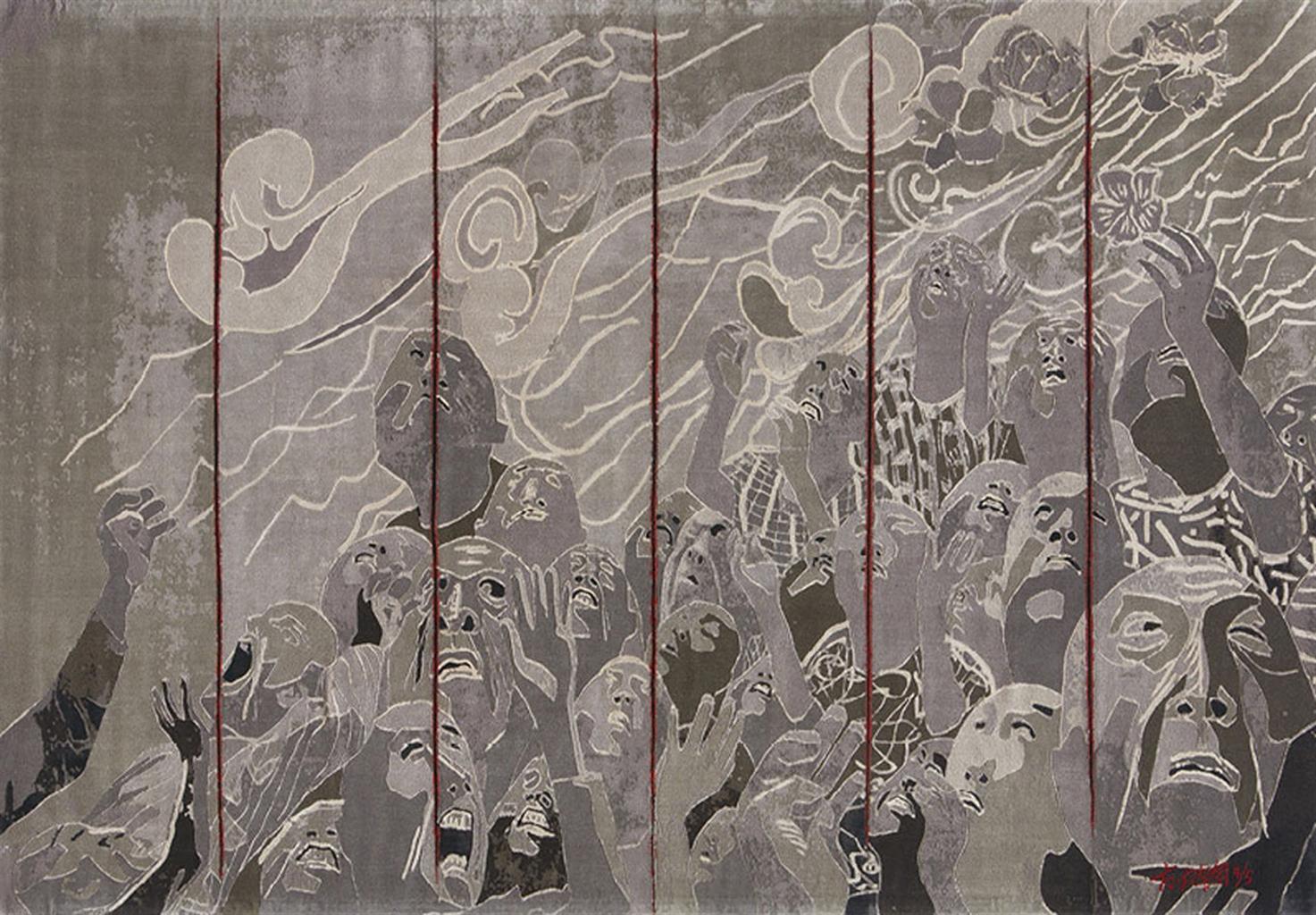 Fang Lijun-1999.5.1-2016