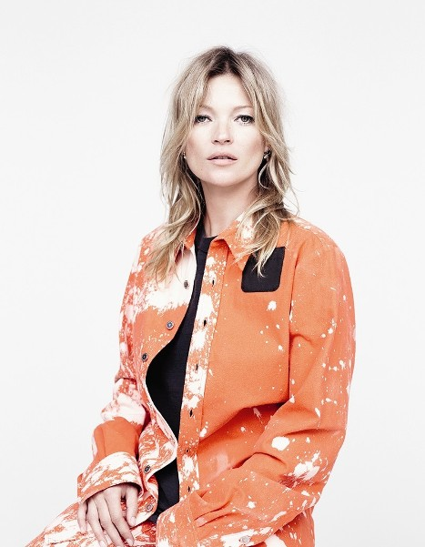 Kate Moss for Dior x Ruby Sterling