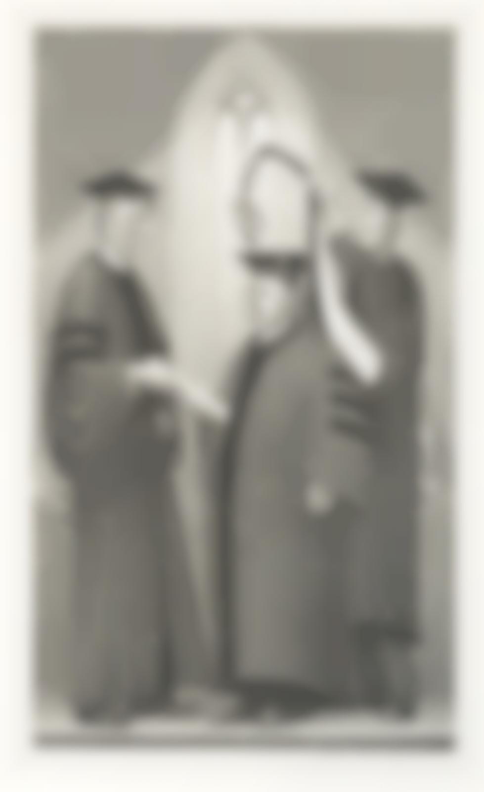 Grant Wood-Honorary Degree (C. 4)-1938