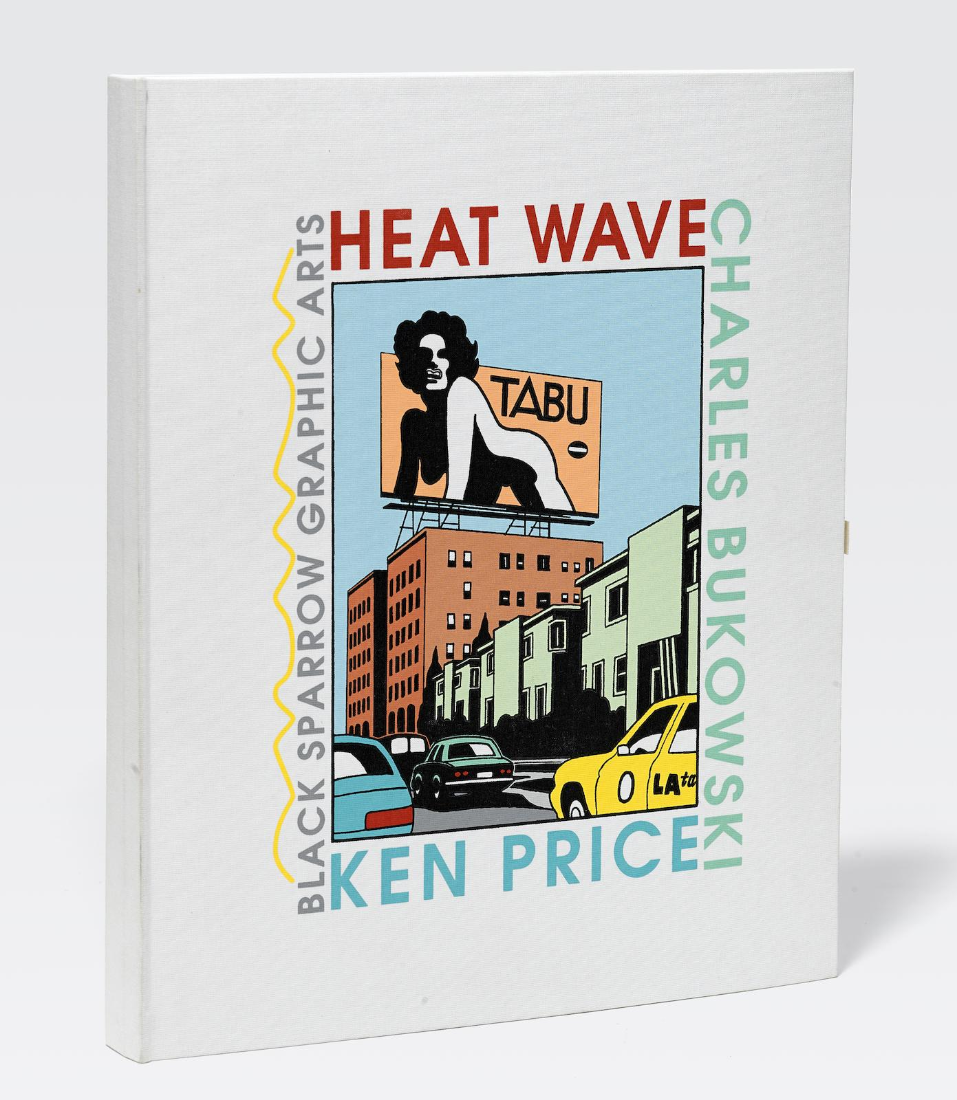 Ken Price-Charles Bukowski, Heat Wave, 1995-1995
