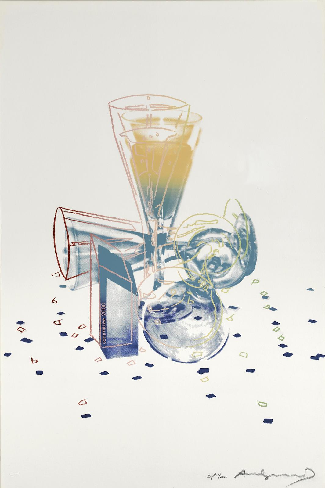 Andy Warhol-Committee 2000 (F./S. II.289)-1982