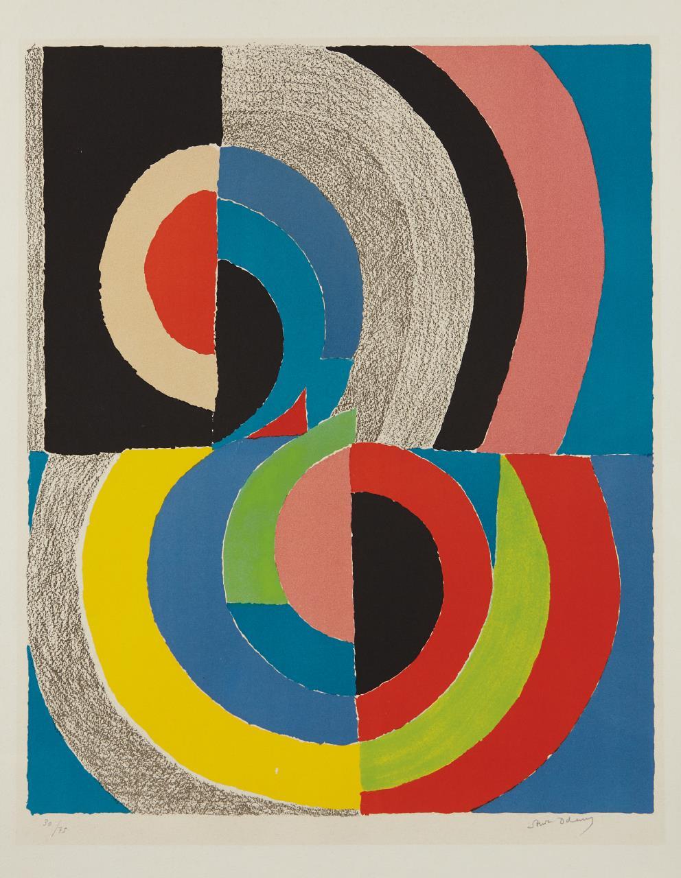 Sonia Delaunay-Plougastel-1970