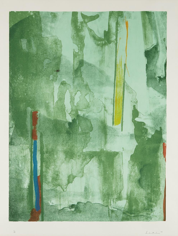 Helen Frankenthaler-Barcelona-1977