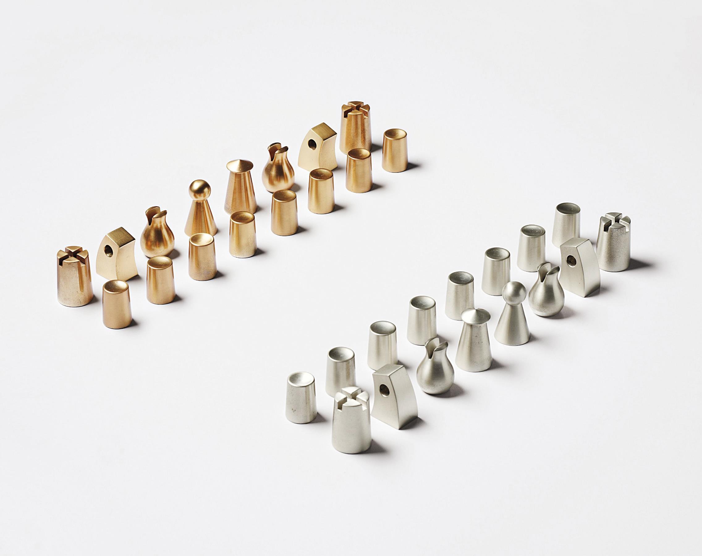 Man Ray-Chess Set-1971