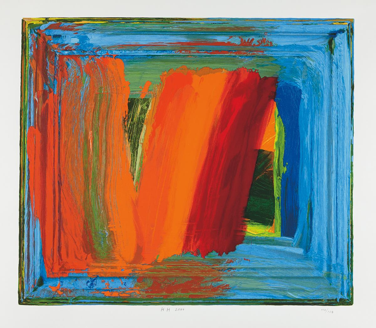 Howard Hodgkin-Bamboo-2000