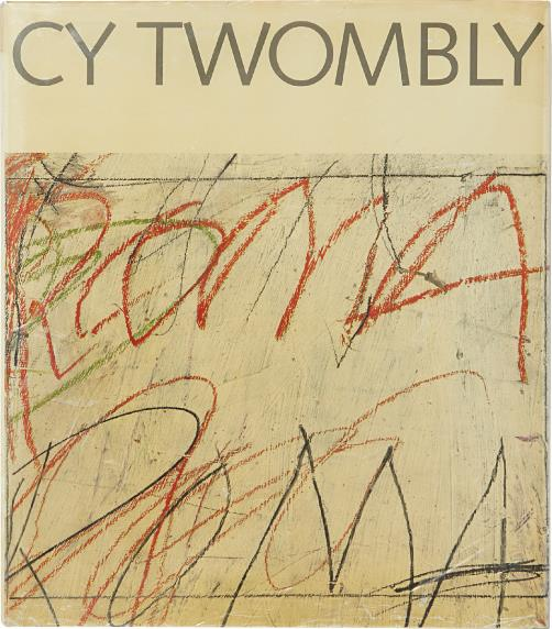 Cy Twombly-Zeichnugen 1953-1973-1973