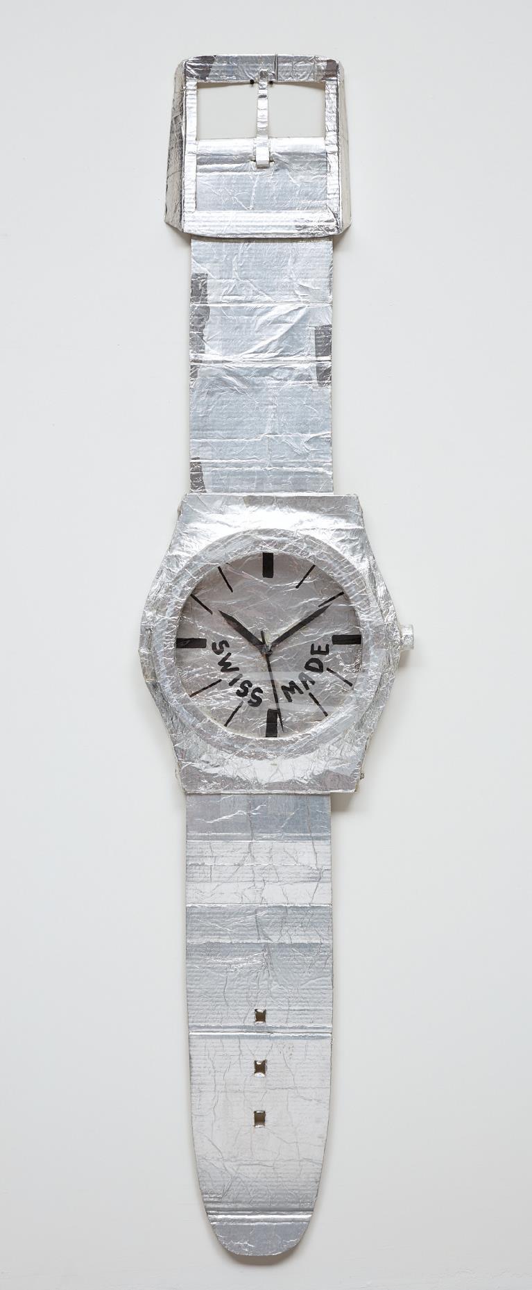 Thomas Hirschhorn-Swiss Made-1999