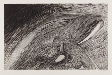 Louise Bourgeois-Storm at Saint Honore-1994