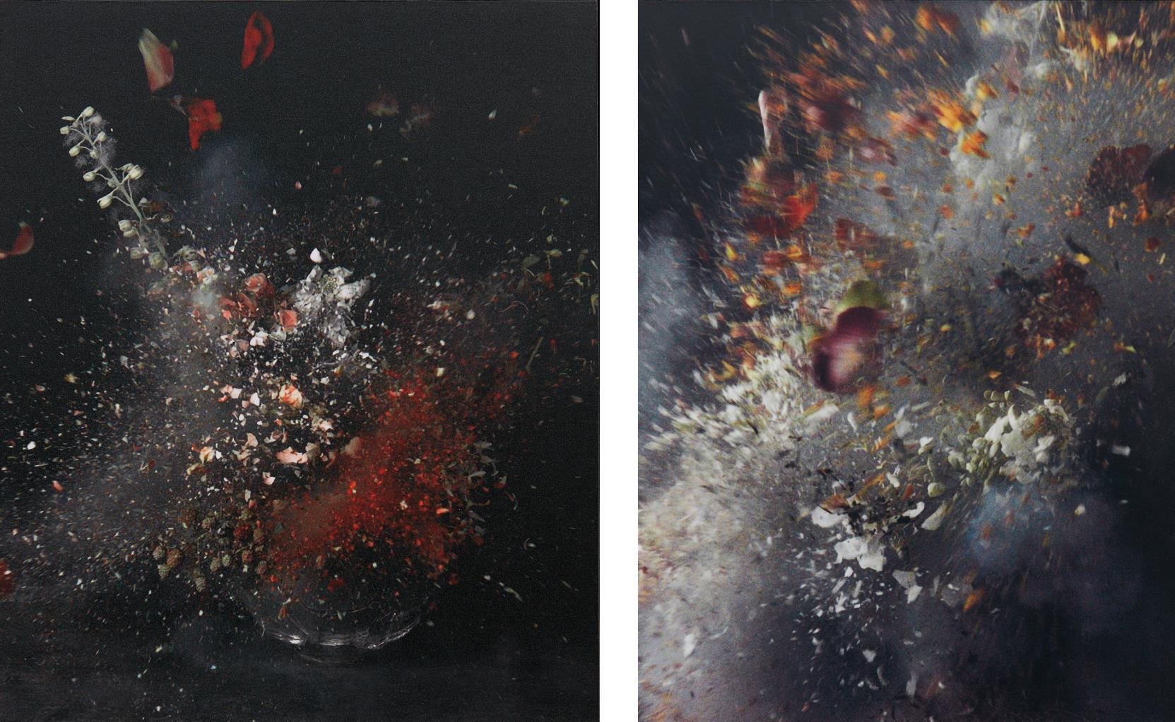Ori Gersht-Time After Time: Untitled 11; and Untitled 21-2007
