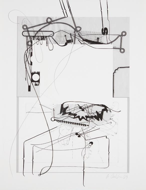 Albert Oehlen-Untitled-2009