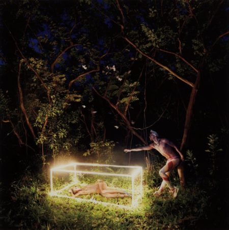 David LaChapelle-First I Need Your Hand, Then Forever Can Begin, Hawaii-2009