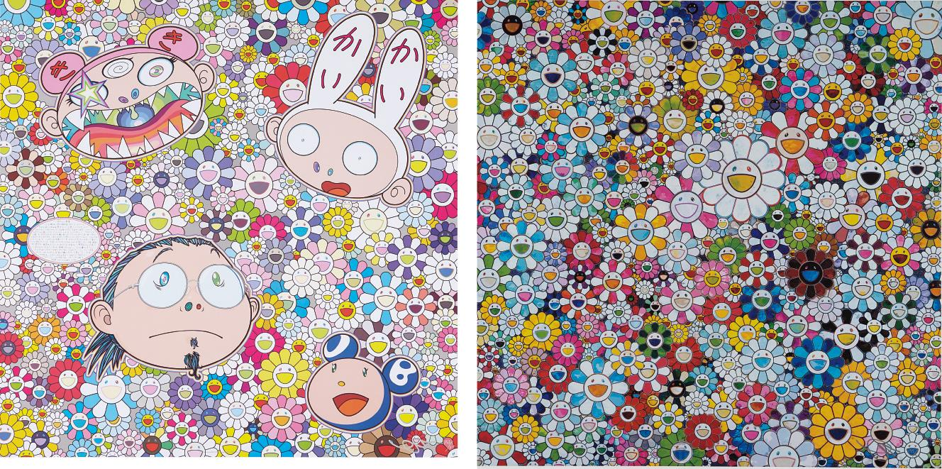 Takashi Murakami-When I Close My Eyes I See Shangri-la; and The Creative Mind-2015