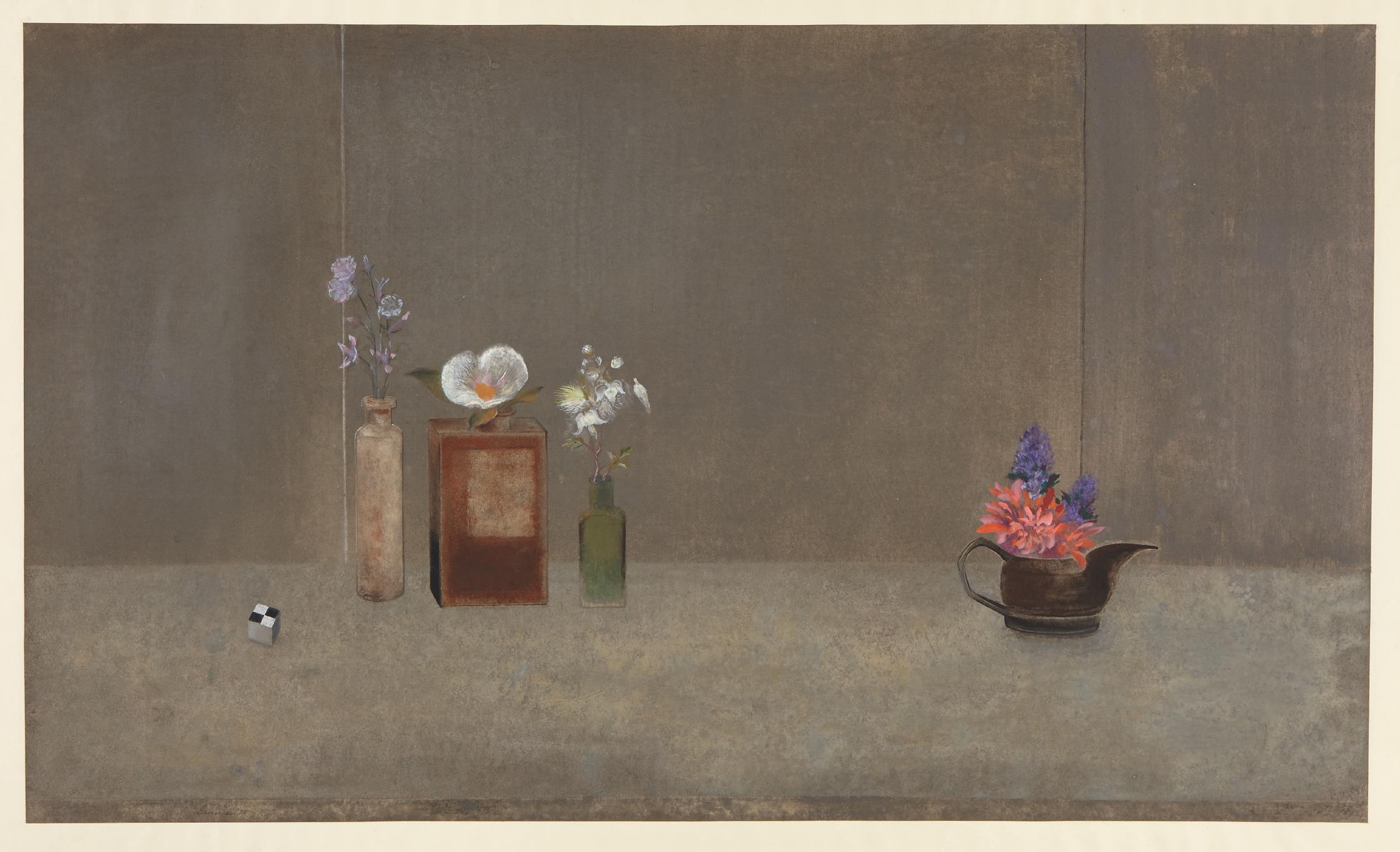 Morris Graves-Summer Bouquets-1978