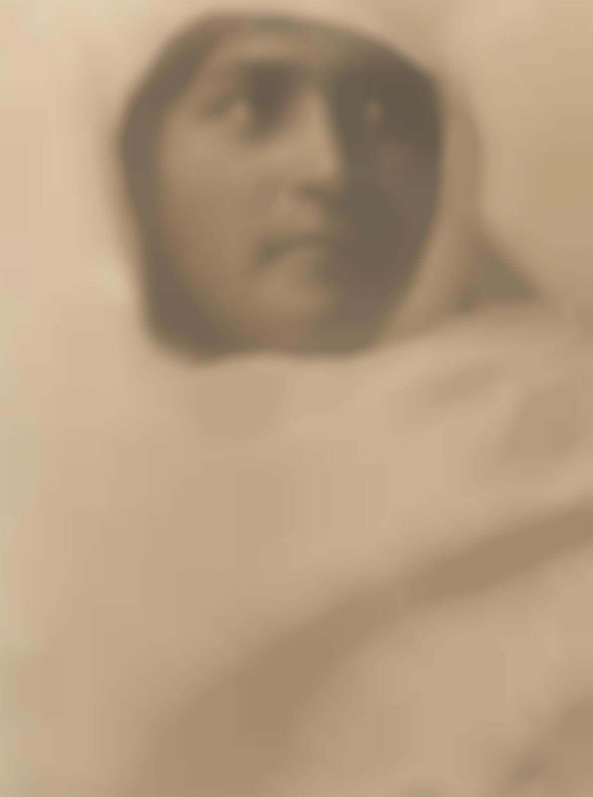 Edward S. Curtis-Tapa (Antelope Water)-1905
