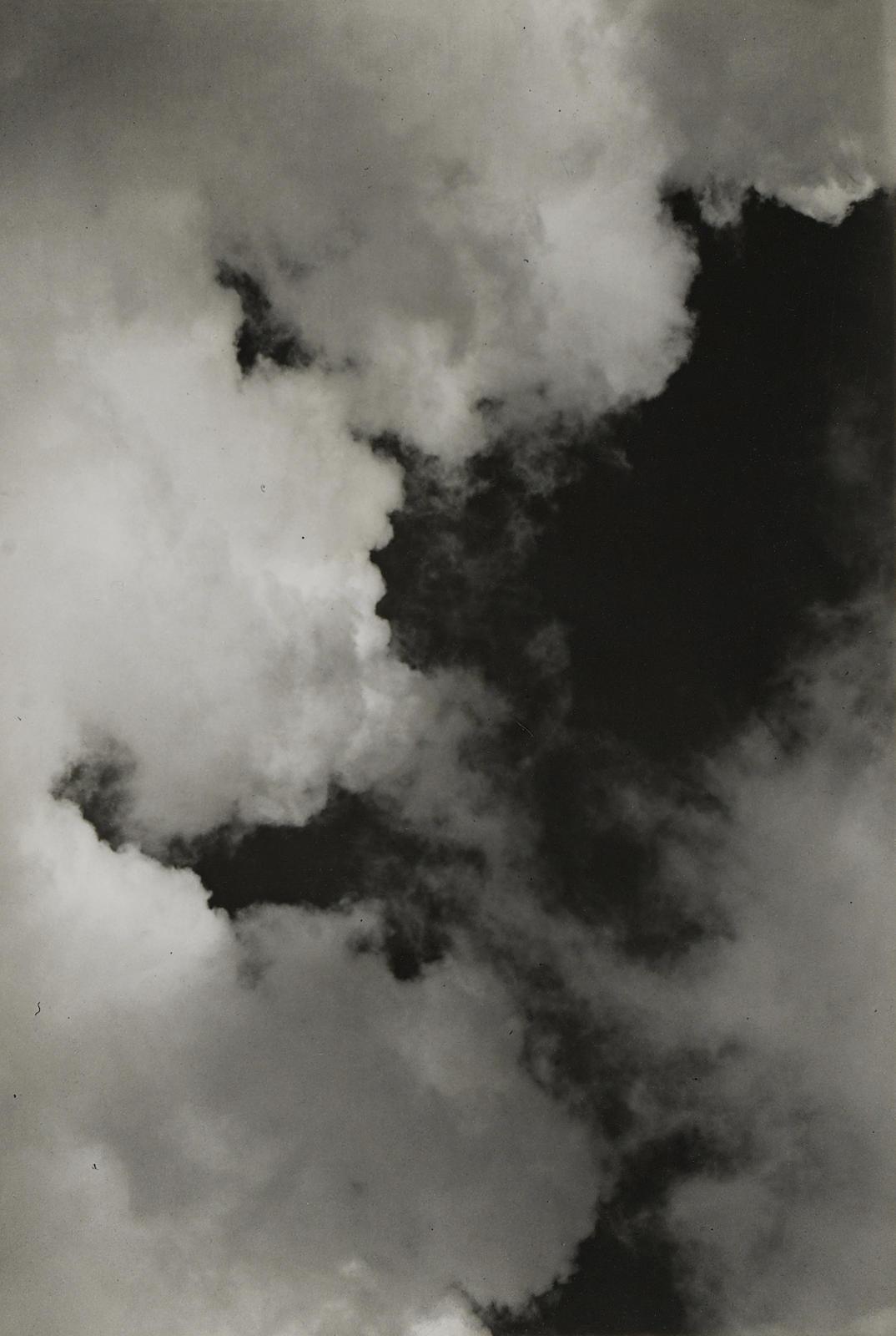 Imogen Cunningham-Cloud/Neg. No. 16-1939