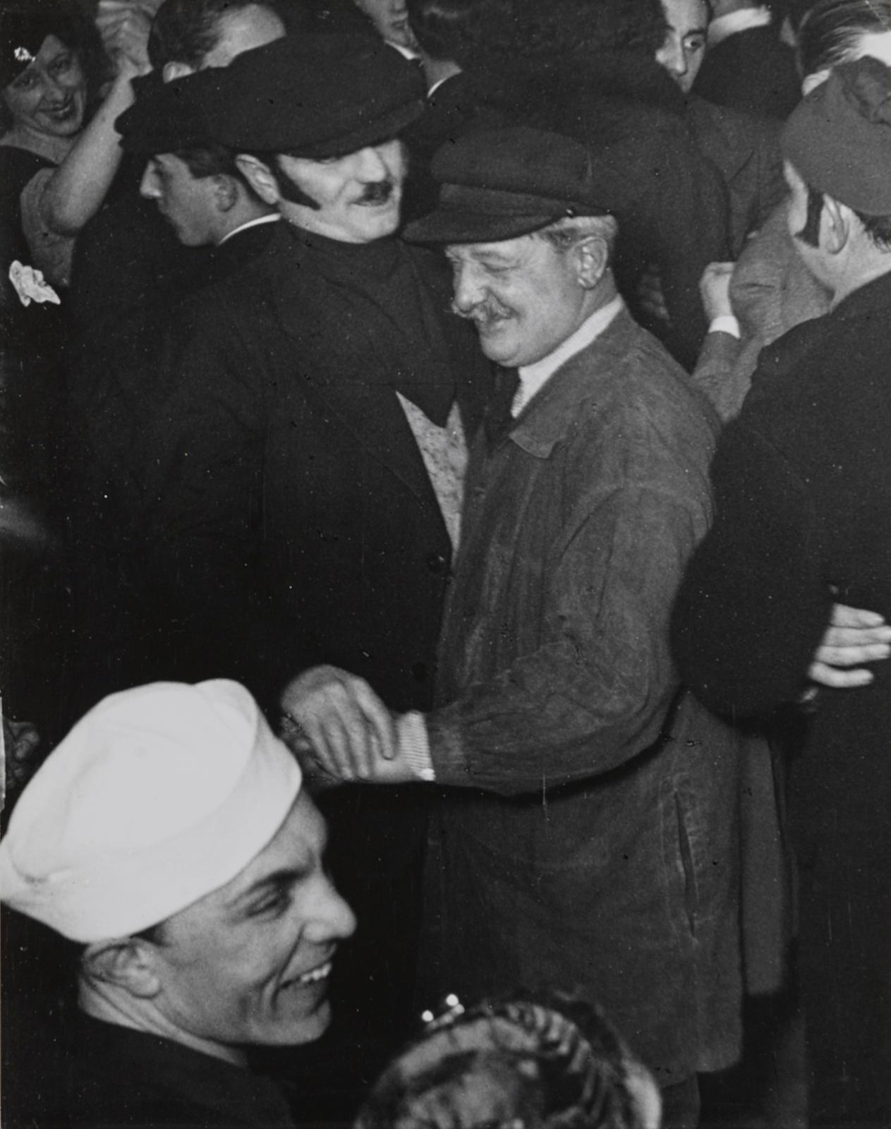 Brassai-La Bal de la Montagne, Sainte-Geneviève-1932