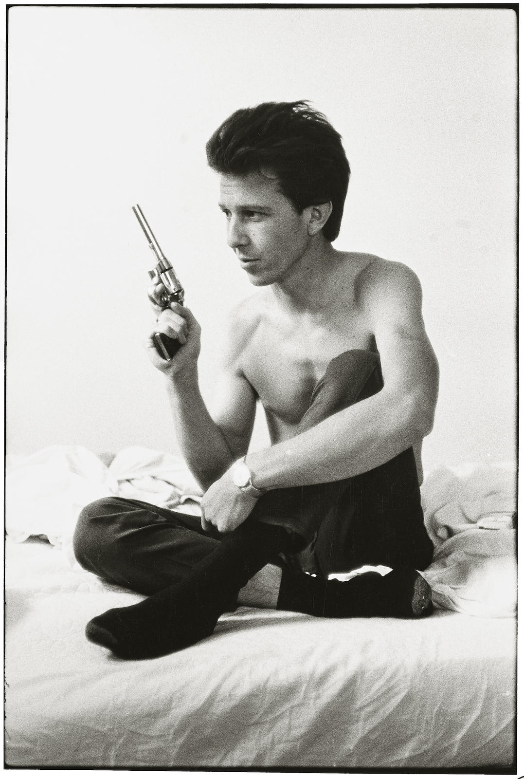 Larry Clark-Dead (Bill Mann)-1968