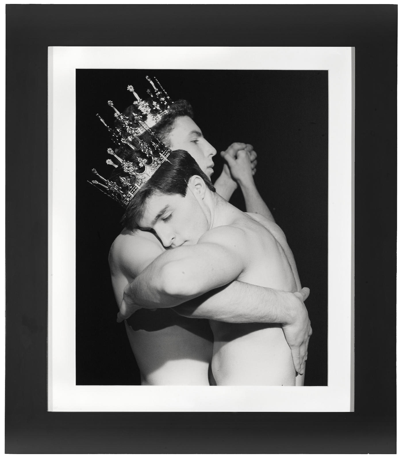 Robert Mapplethorpe-Two Men Dancing-1984