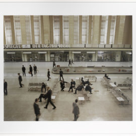 Eve Sussman-Tempelhof Airport at Dawn, from The Rape of the Sabine Women-2005