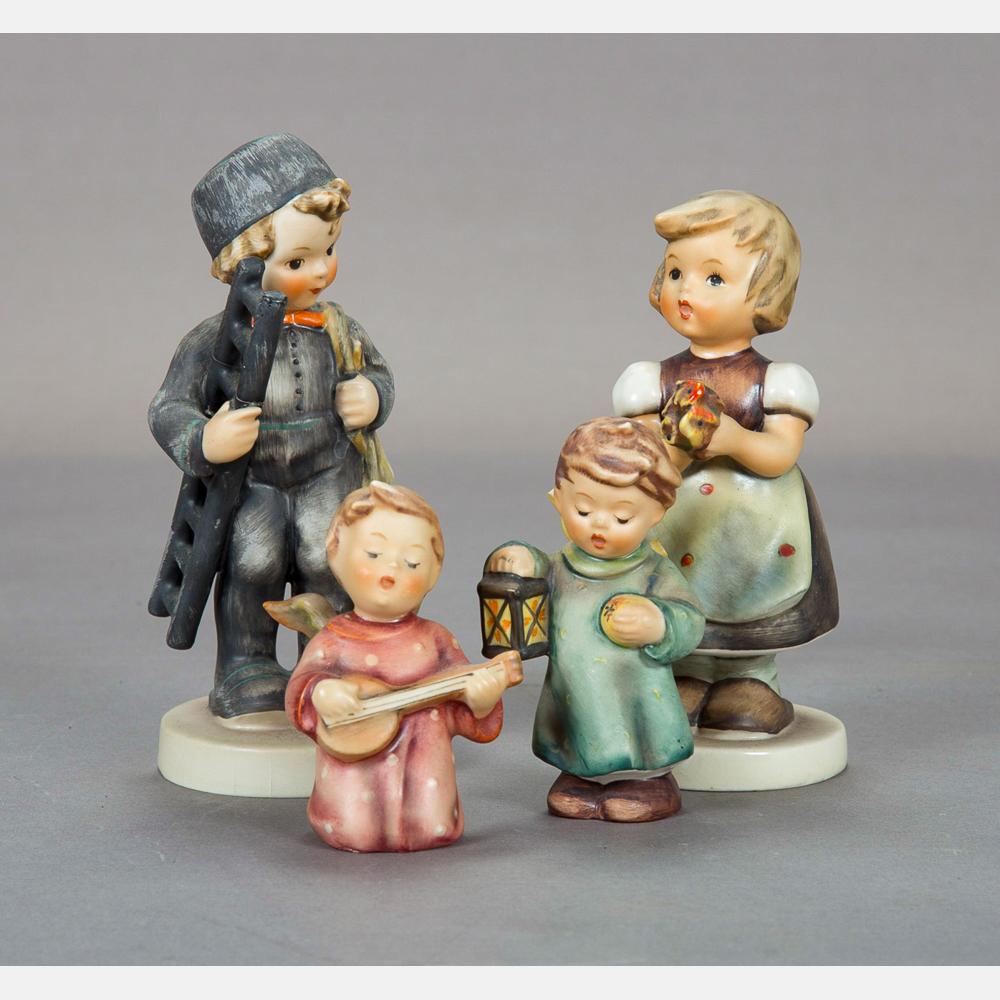 Hummel Figurines-