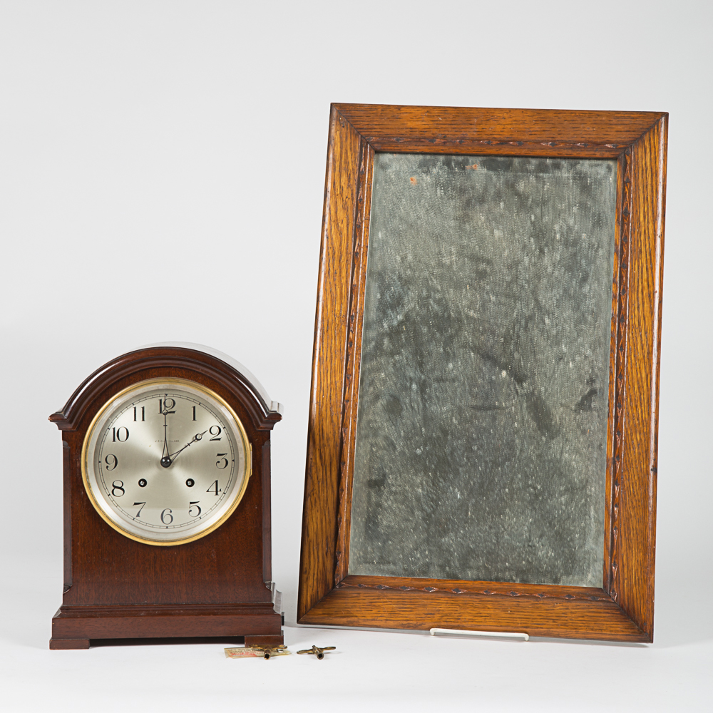 J.E. Caldwell and Co. Mantle Clock-