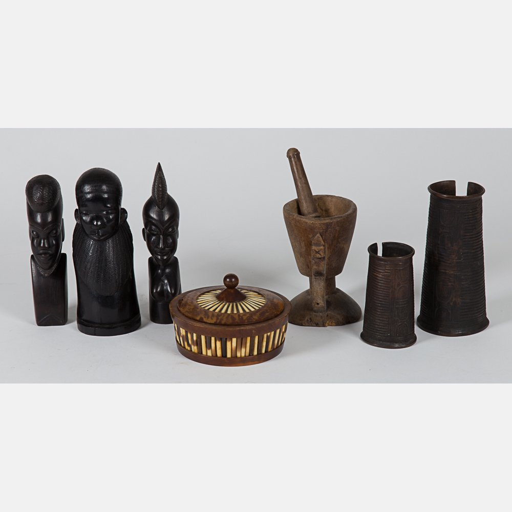African Decorative Items-