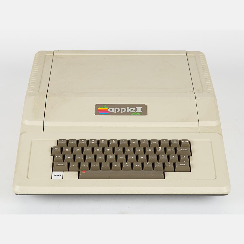 Vintage Apple Computer-