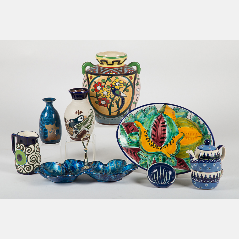Collection of Ceramic Items-