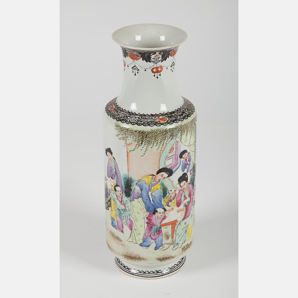 Chinese Porcelain Vase-