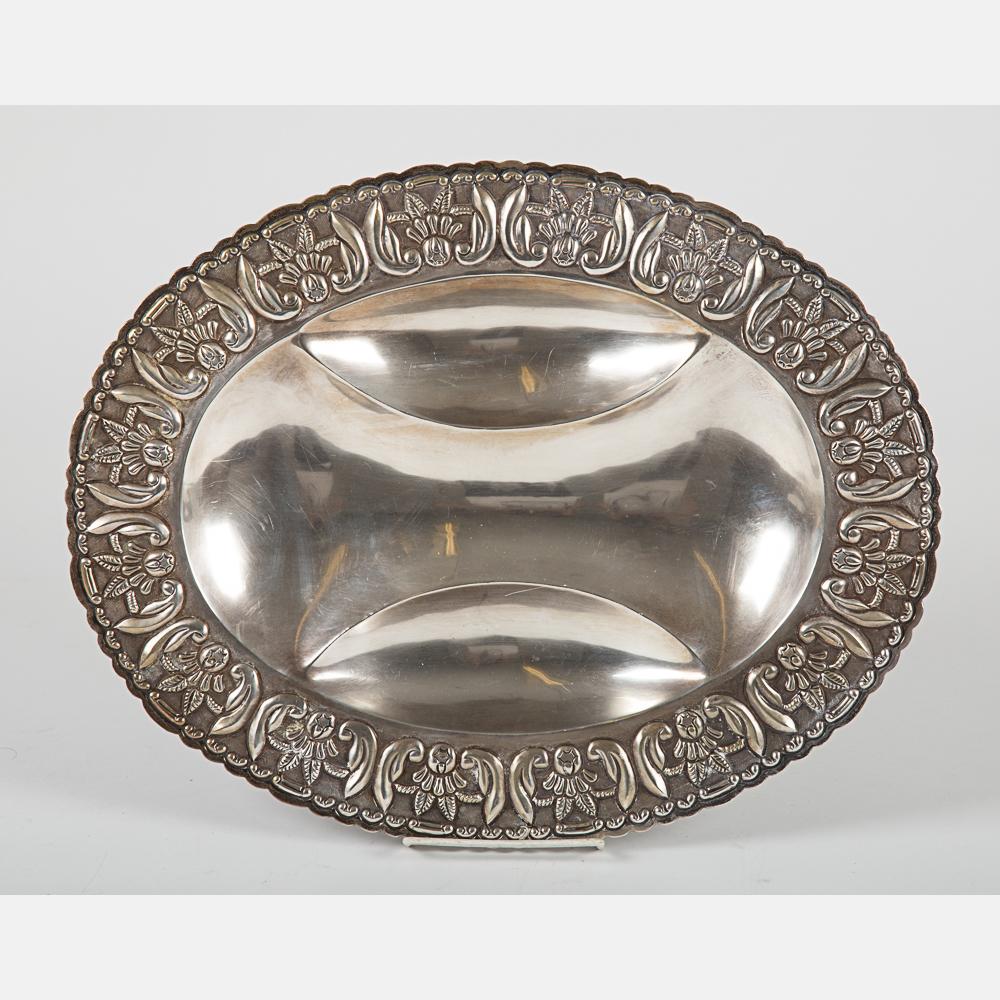 Sterling Silver Platter-