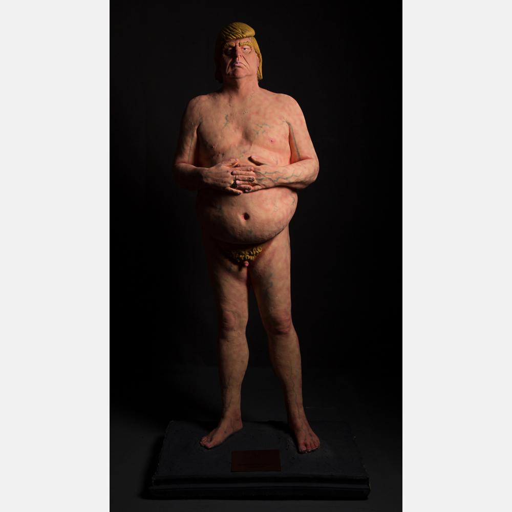 Joshua Monroe-The Emperor Has No Balls-2016
