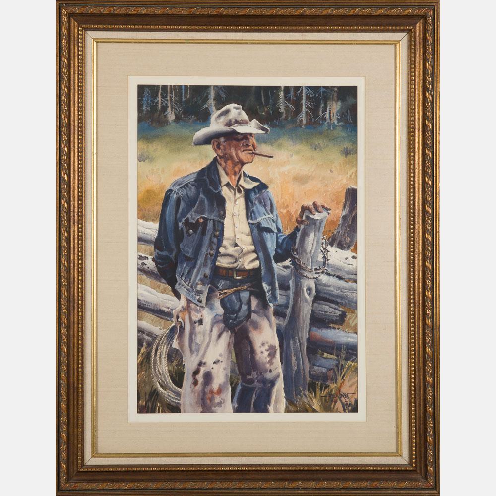 James Erwin Boren-Boss of the Black Mesa Country-