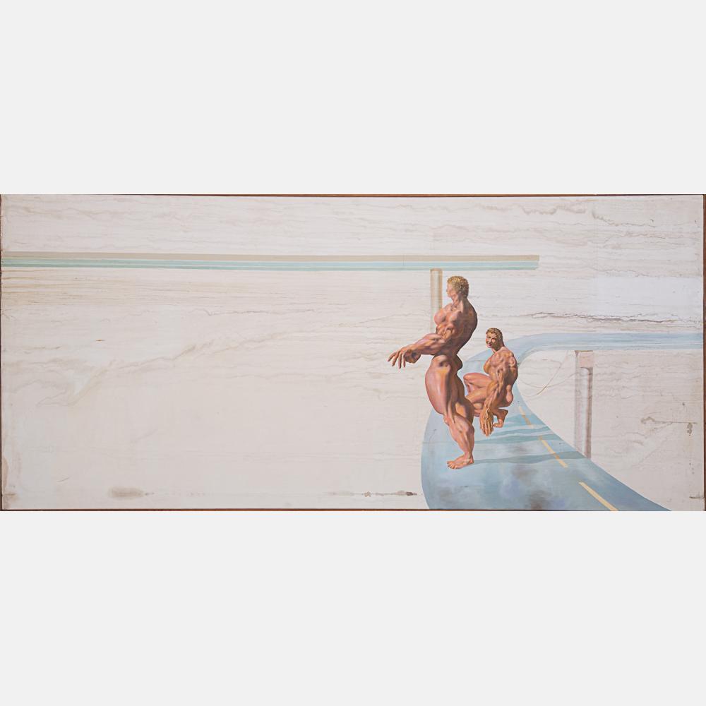 Thomas E. Gordon - Untitled-
