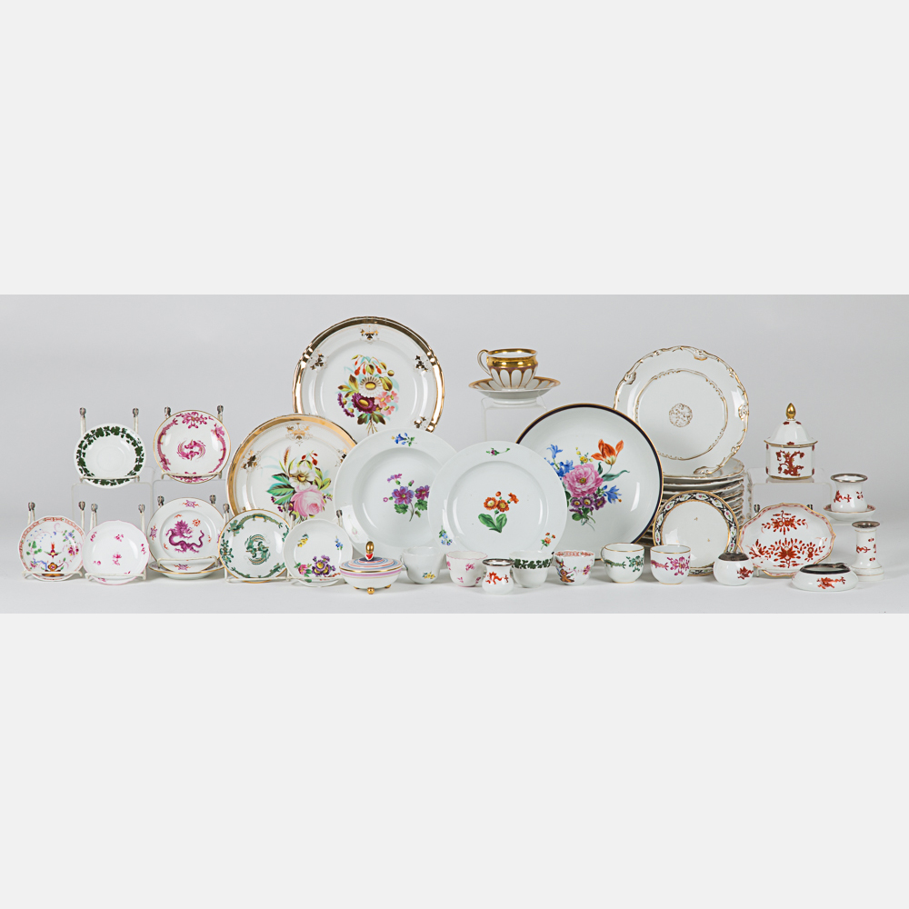 Collection of Porcelain Items-