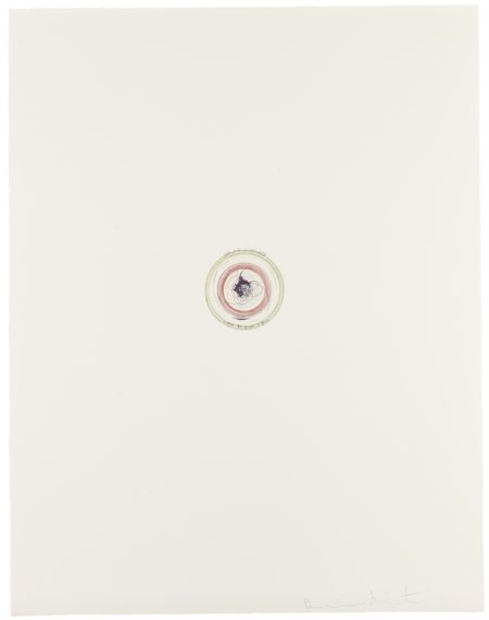 Damien Hirst-(i) Ring-a-ring of Roses, from: In a Spin, The Action of the World on Things, Volume I (see Paragon Press Vol. III, p. 81 and 80), (ii) In a Spin; (iii)Circles in the Sand, from the same series-2002
