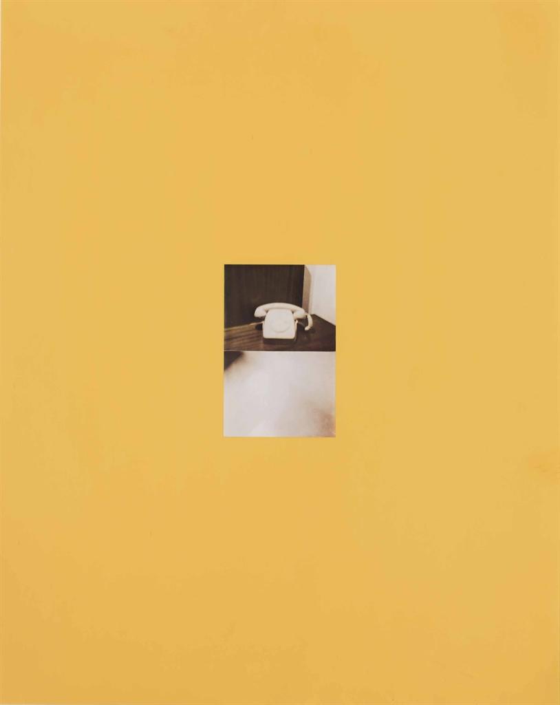 Gerhard Richter-Telefon-1971