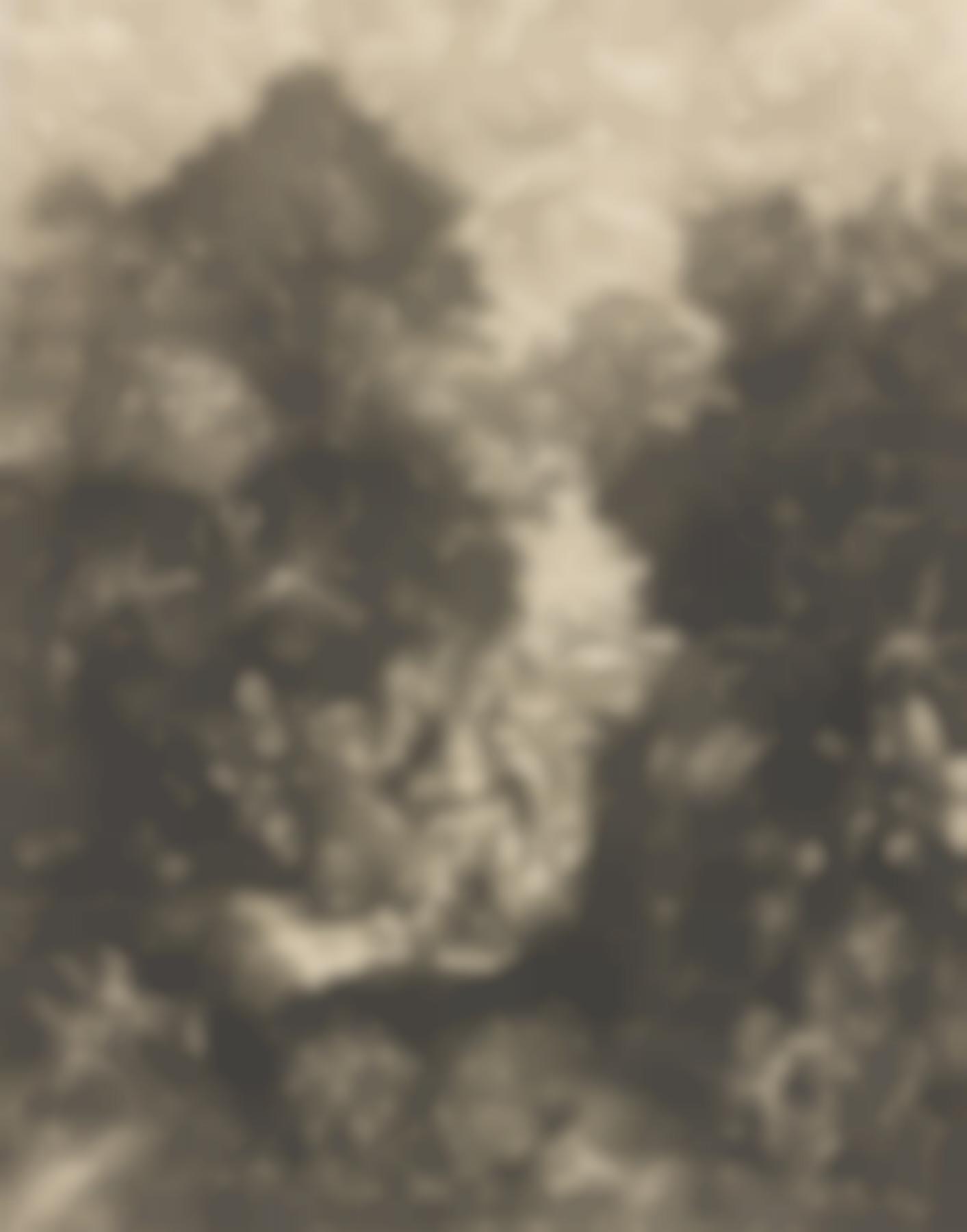 Rodolphe Bresdin-Le Bon Samaritan (Van Gelder 100)-1861