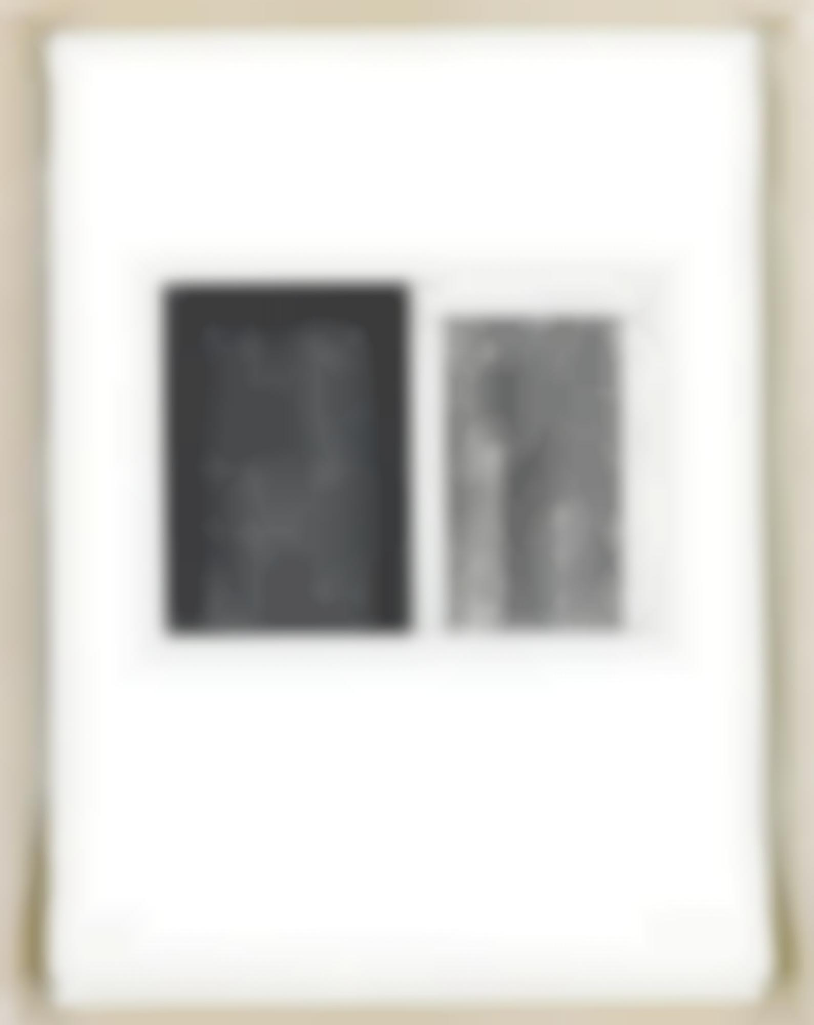Brice Marden-12 Views For Caroline Tatyana:Four Prints(Lewison 29)-1989