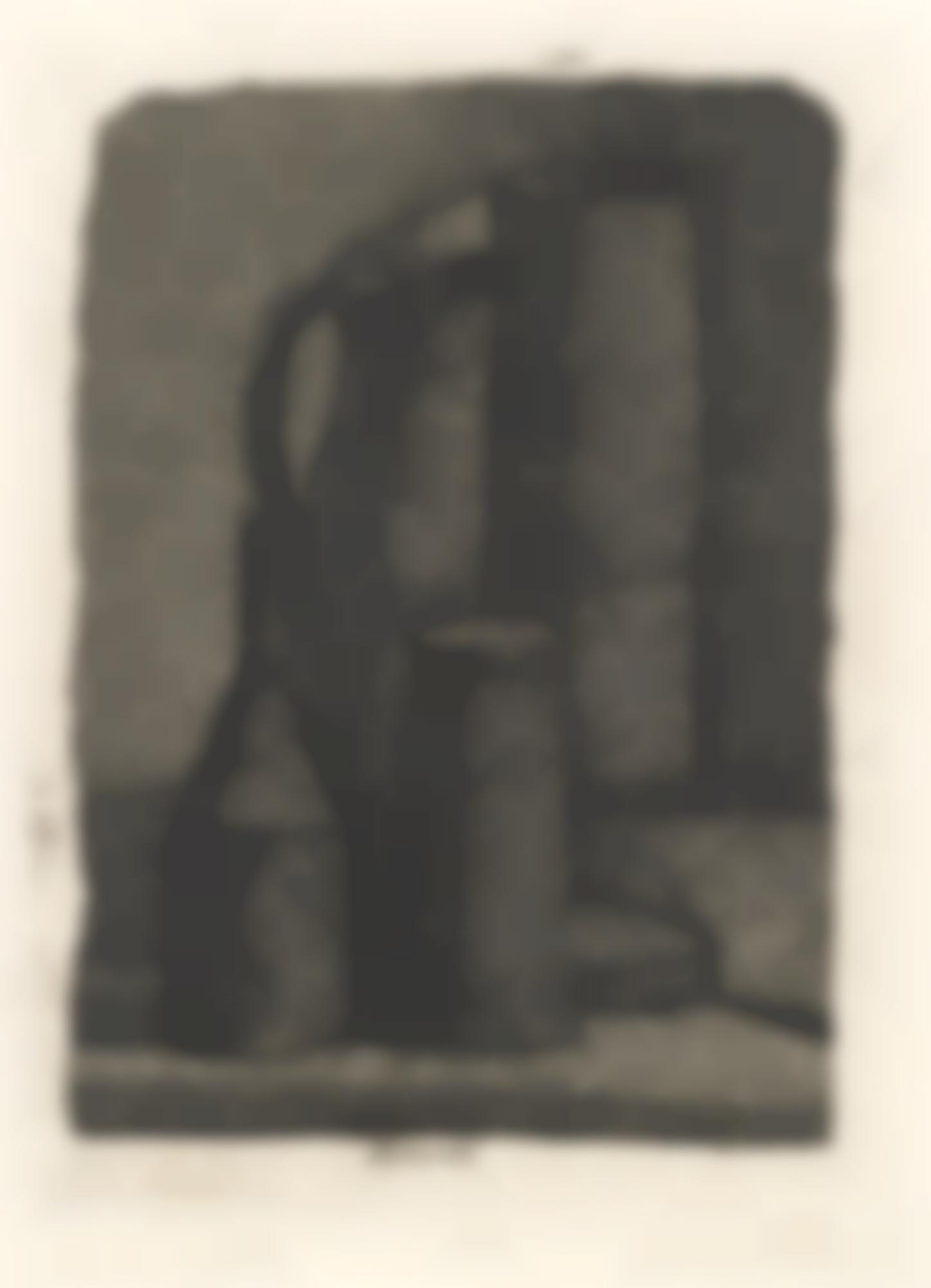 Giorgio Morandi-Natura Morta Con Quattro Oggetti (V. 114)-1947