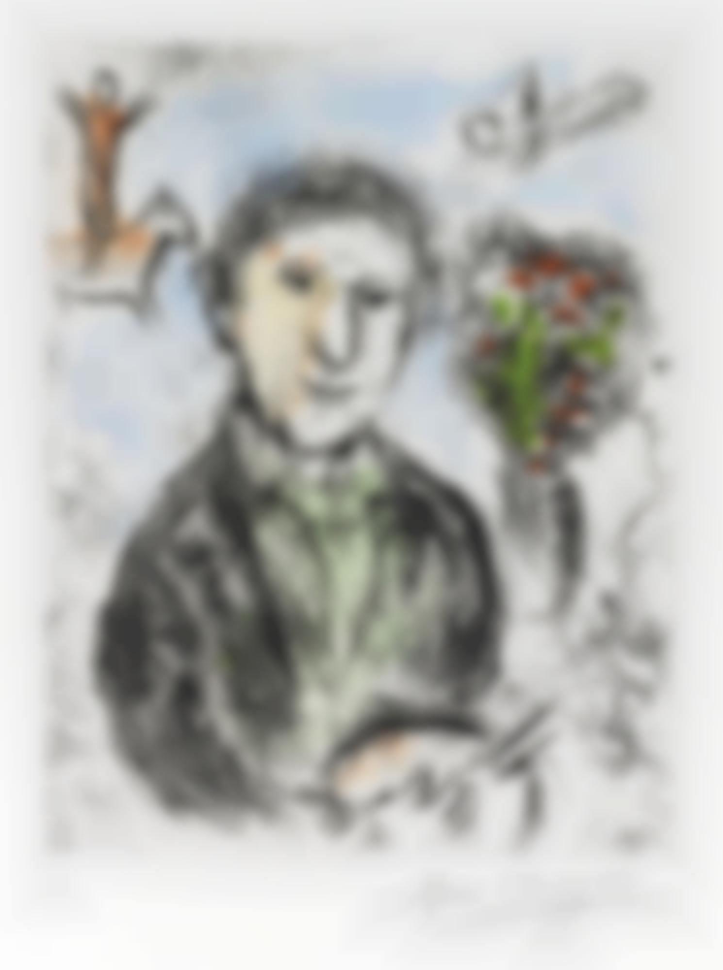 Marc Chagall-Songes (C. Bk.12)-1981